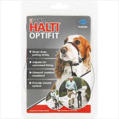 Pl Halti Opti Fit Small