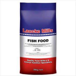 Laucke Fish Food Per Kg