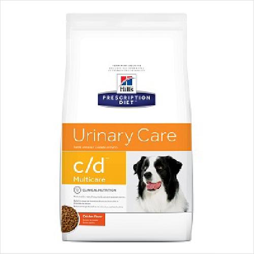 Hs Pres Diet Urinary Care C/d 7.98kg