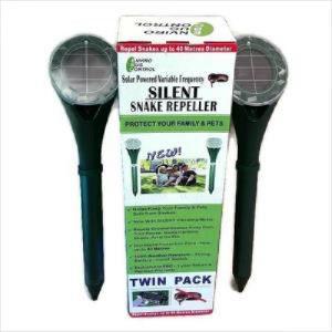Enviro Bug Solar Snake Repell (2pk)