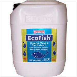 Nutrimol Ecofish Organic 20lt