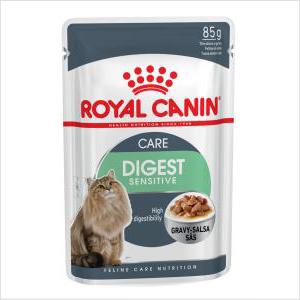 Rc Cat Digest Sensitive Gravy Sach 85g