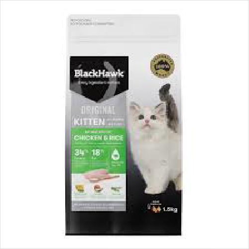 Bh Cat Kitten Chicken 3kg