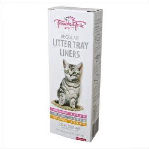 T&t Litter Liners Rugular 20pk