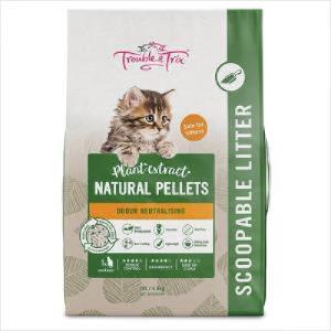 T&t Cat Litter Natural 10 Litre
