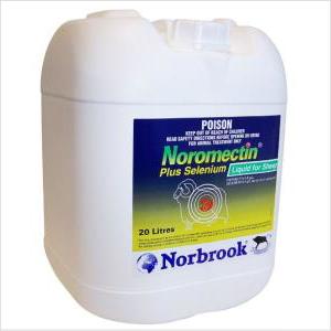 Norbrook Noromection Oral & Selenium 5l