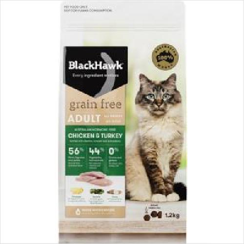Bh Cat Grn/fr Chick/turk 1.2kg