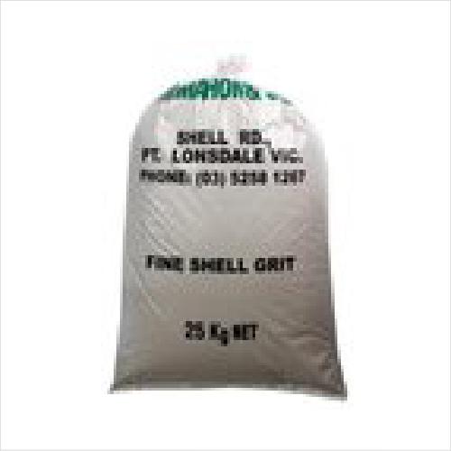 Shell Grit Fine 25kg