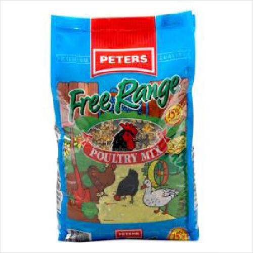Peters Poultry Mix 20kg