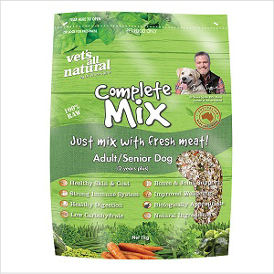 Vets All Natural Complete Mix Adult 1kg