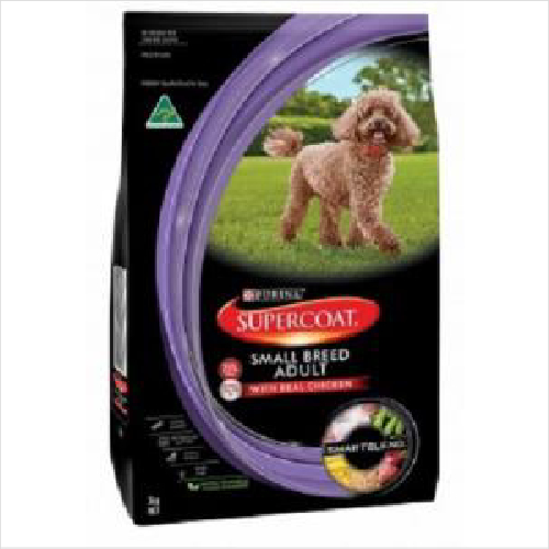 Supercoat Adult Small Breed Chicken 3 Kg
