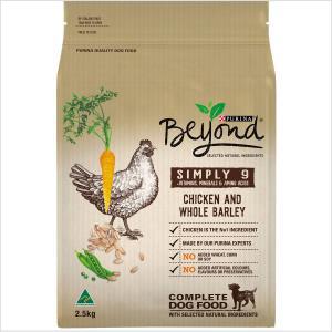 Beyond Chicken & Barley 2.5kg