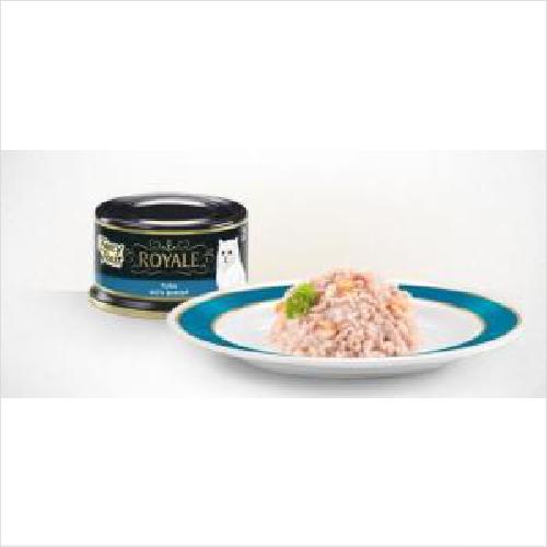 Ff Royale Tuna With Shrimp 85g