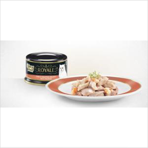 Ff Royale Tuna Snapper Del With Prawns