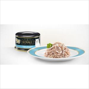 Ff Royale Tuna Tossed With Whitebait