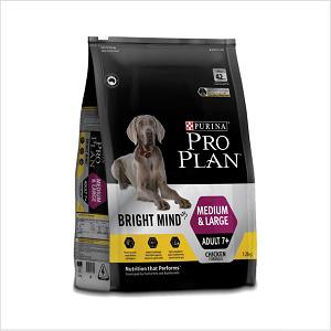 Pro Plan Snr7 Bright Mind M/l 12kg
