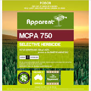 Apparent Mcpa 750 20 Litre