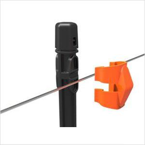 Gal Line Post Clip Pkt 20