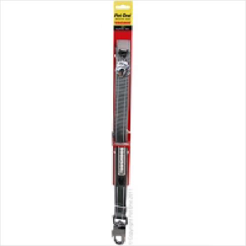 Po Toughdog Leash Grey 152cm 20mm
