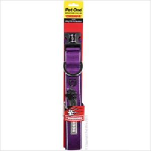 Po Toughdog Collar Purple 30cm X 37cm