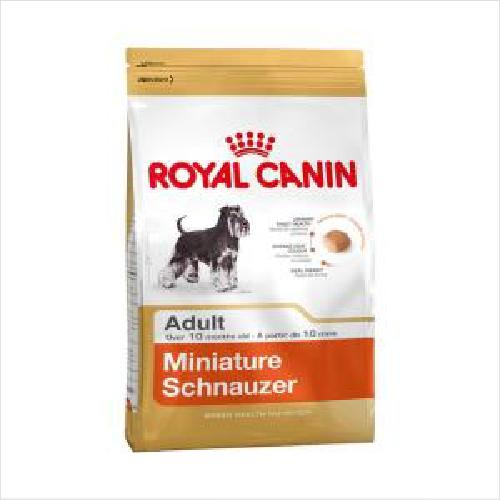 Rc Dog Mini Schnauzer 7.5kg