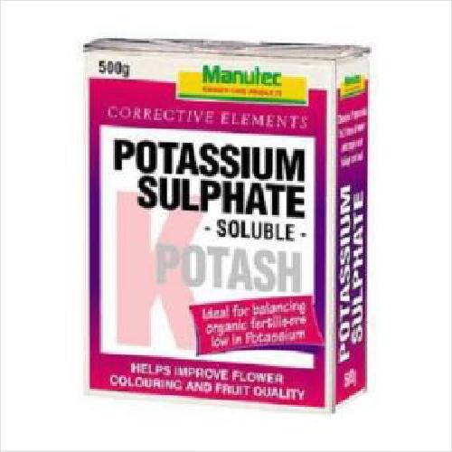 Gb Manutec Potassium Sulphate 500g