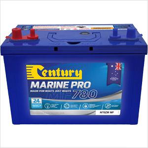 Century Battery N70zm Mf
