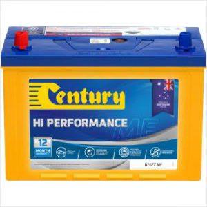 Century Battery N70zz Mf