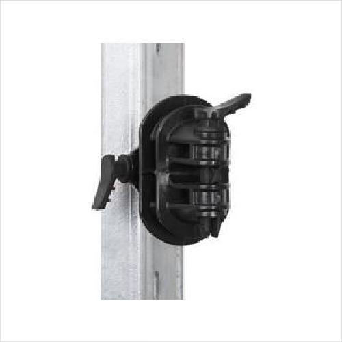 Gal Insulator Pinlock Steel Post Each