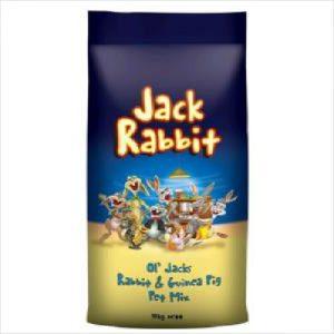 Laucke Ol Jacks Rabbit & Guinea Pig Mix