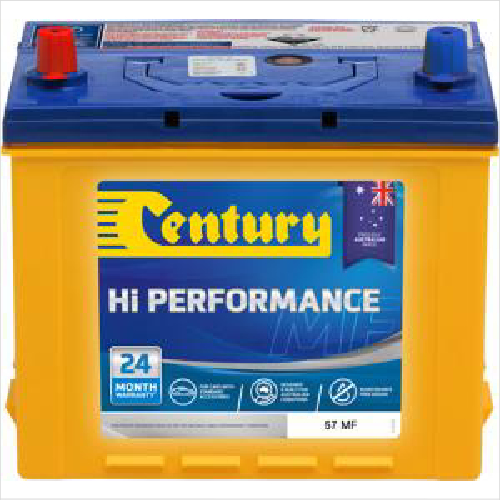 Century Battery 57 Mf