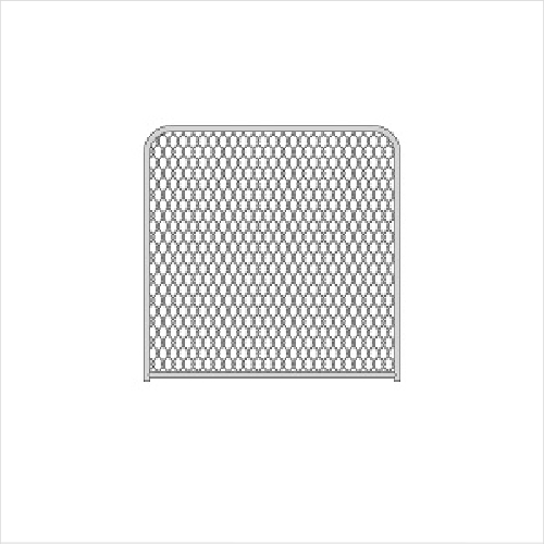 Afg Gate Access C/wire 1830x1000mm