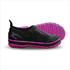 Otway Stroller Shoe Blk/pur 6