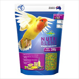 Vf Nutriblend Pellets Mini 10kg