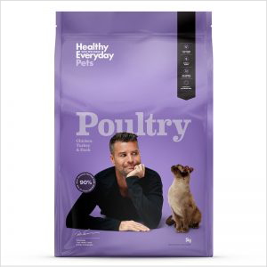 Healthy Everyday Pets Cat Poultry 1.5 Kg
