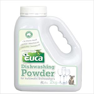Lightning Euca Dishwashing Powder 2kg