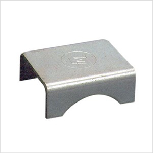 Gal Backing Plate 25mm