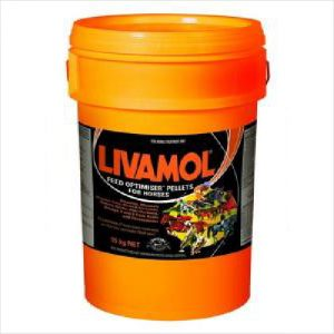 Iah Livamol Optimiser Pellets 15kg