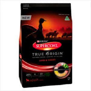 Supercoat True Origin Lamb & Turkey 15kg