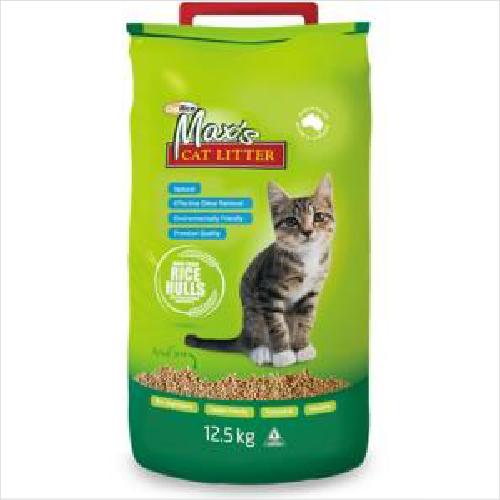 Coprice Max's Cat & Pet Litter 12.5kg