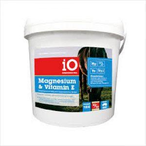 Io Magnesium & Vitamin E 1kg