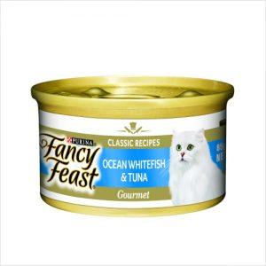 Ff Ocean White Fish & Tuna 85g