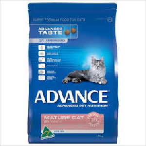 Advance Cat Mature Fish 3kg