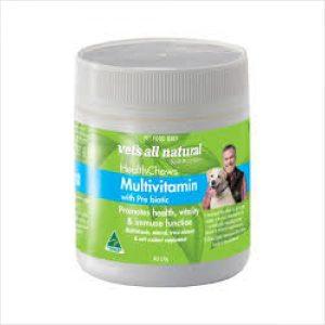 Vets All Natural Health Chews Multi 270g