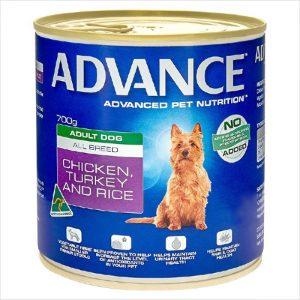 Advance Can Ckn Turk Rice 700 G Can