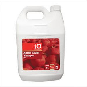 Io Apple Cidar Vinegar 4% 20 Litre