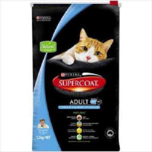 Supercoat Cat Adult Tuna 3.5kg
