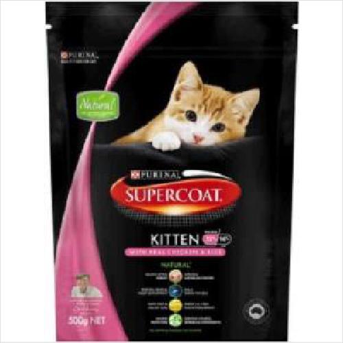 Supercoat Cat Kitten 3.5kgs