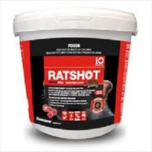 Io Ratshot Rapid Kill Block 800gm Red