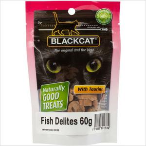 Bd Cat Fish Delights 60 Gram